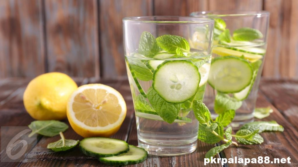 Manfaat Air Mentimun untuk Kesehatan Kaya Nutrisi
