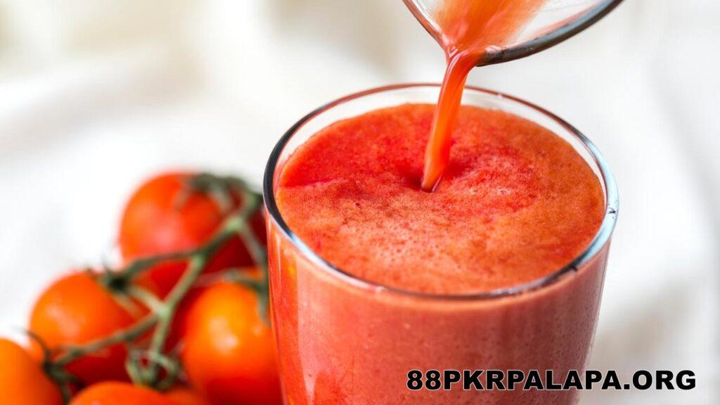 Detoksifikasi Tubuh hingga Turunkan Kolesterol Ini Manfaat Mengonsumsi Jus Tomat