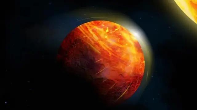 Seperti Neraka, Ilmuwan Temukan Planet yang Lautnya Terbuat dari Lava