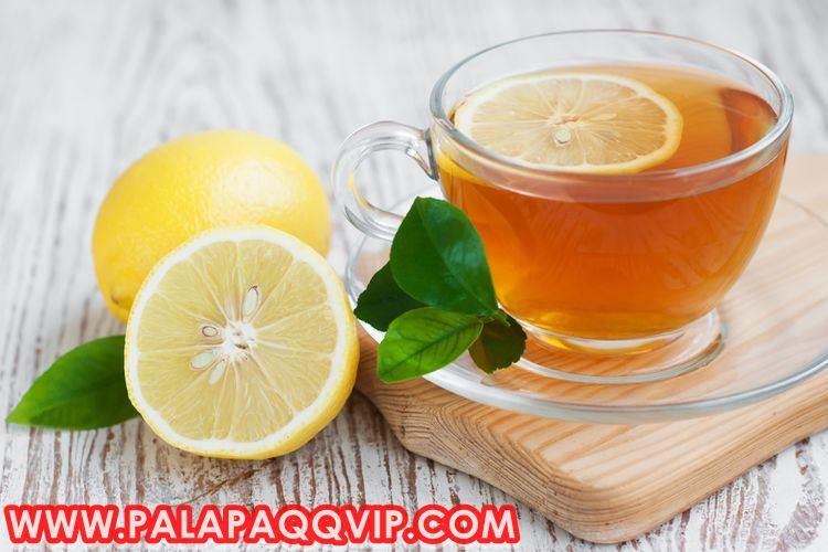 Minum Teh Hijau dengan Lemon, ini Manfaatnya bagi Tubuh