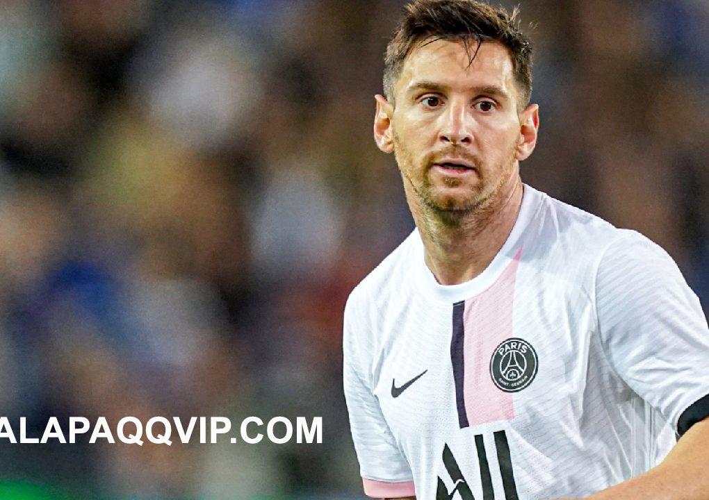 Messi Mandul, Direktur PSG Sebut Hal Megejutkan